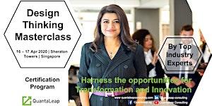 Design Thinking Masterclass   Certification Program