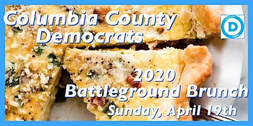 Columbia County Dems: 2020 Battleground Brunch