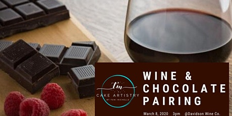 Wine & Chocolate Pairing Party tickets