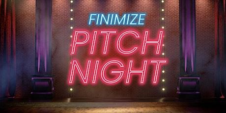 Fintech Pitch Night tickets