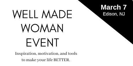 Well Made Woman Event 2020 tickets