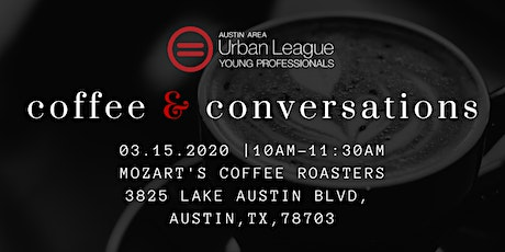 Coffee & Conversations: Young Professionals Orientation tickets