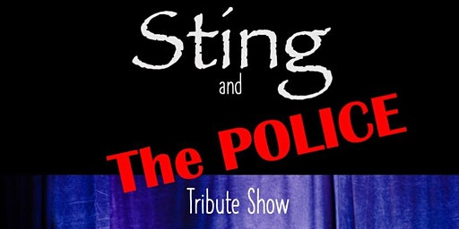 The Best of STING and THE POLICE Tribute Show- by Toast in The Machine