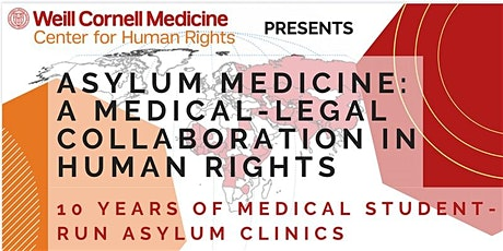 Asylum Medicine: A Medical-Legal Collaboration in Human Rights tickets