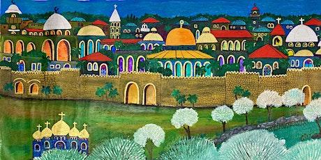 Telling the Palestinian Story -  Palestinian Women Global Art Exhibit tickets