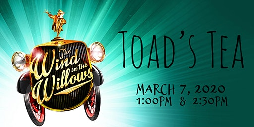 Toad's Tea