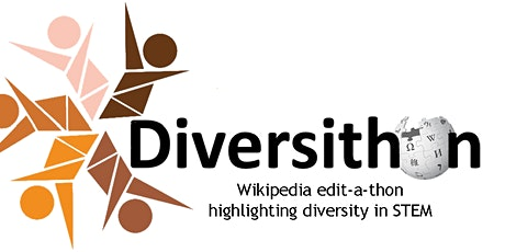 Diversithon: How to make Wikipedia more diverse! tickets