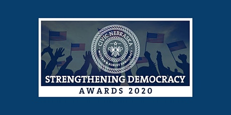Strengthening Democracy Awards 2020 tickets
