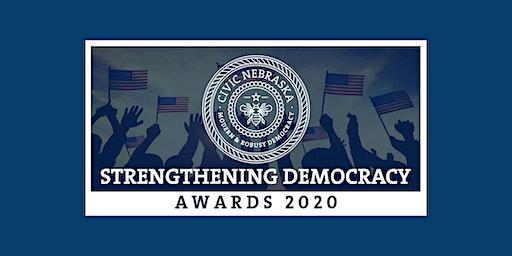 Strengthening Democracy Awards 2020