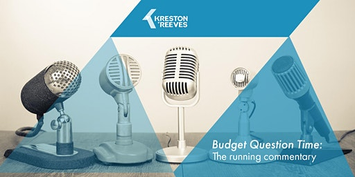 Budget Question Time: The running commentary