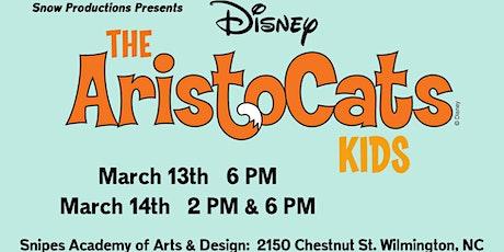 Disney Aristocats Kids tickets