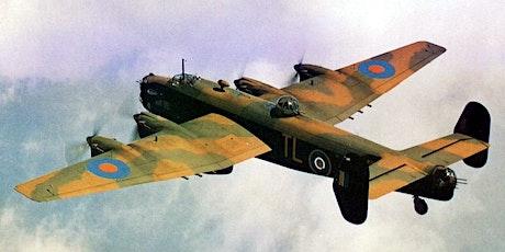 The  tragic Darrington village air crash 1943 tickets