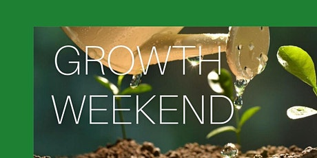 Growth Weekend tickets