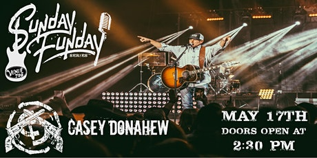 Sunday Funday with Casey Donahew tickets