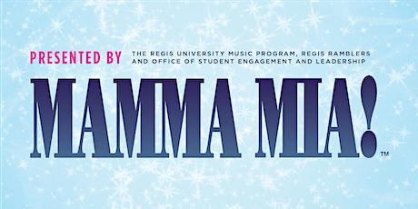 Regis Ramblers production of Mamma Mia tickets