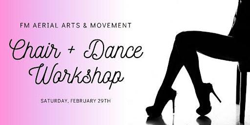 Chair + Dance Workshop