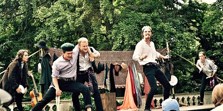 Outdoor Theatre: The Three Inch Fools tickets