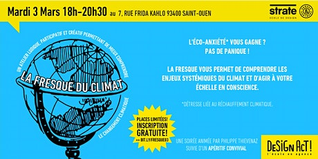 LA FRESQUE DU CLIMAT - A DESIGN ACT! billets