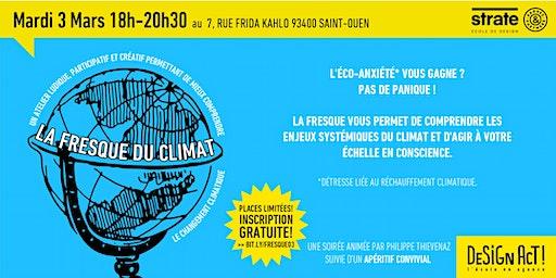 LA FRESQUE DU CLIMAT - A DESIGN ACT!