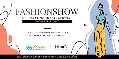Celebrating Women's International Day tickets