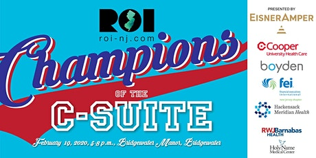 Champions of the C-Suite tickets