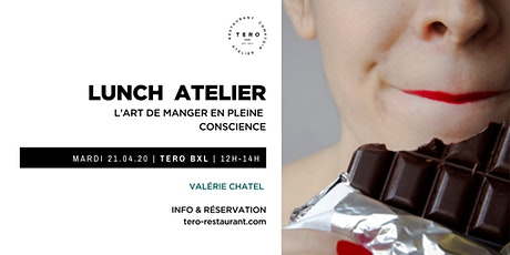LUNCH ATELIER MINDFUL EATING _ Printemps Bxl billets