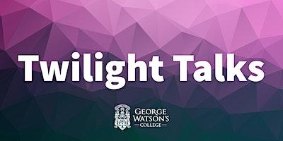 Melvyn Roffe, Principal, George Watson's College: 'Curriculum 2035'