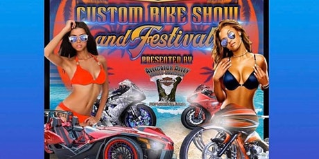 6th Annual Bikes on the Beach Custom Bike Show & Festival tickets