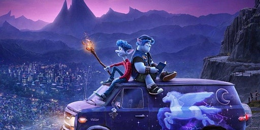 ONWARD | PIXAR PREMIERE AND LECTURE
