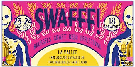 SWAFFF Brussels Craft Beer Fffestival 2020 tickets