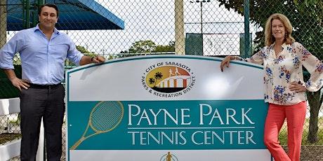 2020 Elizabeth Moore Sarasota Open ATP Men's Professional Tennis Tournament tickets