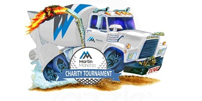 Martin Marietta Benefiting Shriner's Hospital for Children.