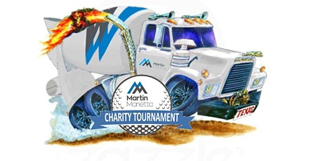 Martin Marietta Benefiting Shriner's Hospital for Children. tickets