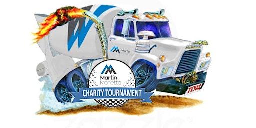 Martin Marietta Benefiting Shriner's Hospital for Children.