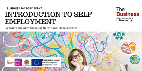 Introduction to Self Employment | Monday 16th March at 1pm tickets