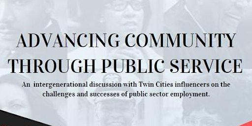 Blacks in Government -  Advancing Community  Through Public Service