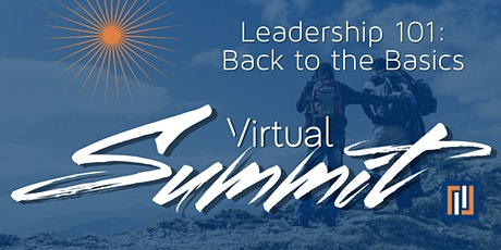 Virtual Summit - LEADERSHIP 101 (Every 2nd Tuesday of the Month) tickets