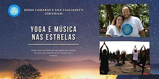 Yoga e Música nas Estrelas