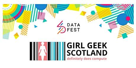 Girl Geek Scotland Roadshow tickets