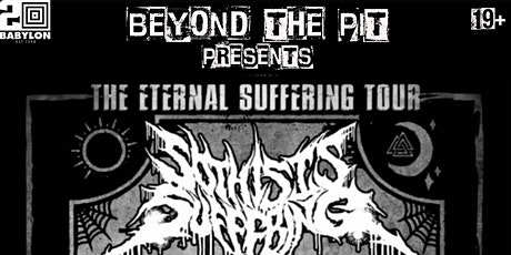 So This is Suffering Tour at Babylon Nightclub tickets