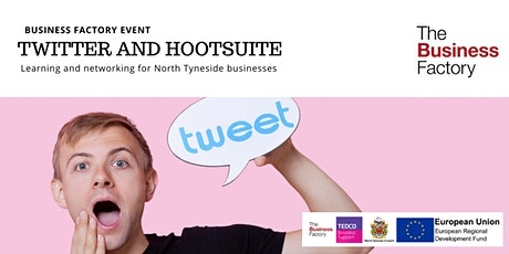 Twitter and Hootsuite | Tuesday 17th March at 9.30am tickets