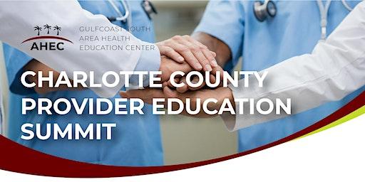 Charlotte County Provider Education Summit