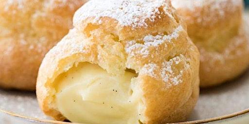 Choux à la crème (Cream Puffs)