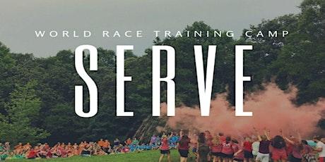 Serve Team - World Race Gap Year Training Camp: July 7th - 18th tickets