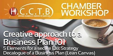Tampa Hispanic Chamber of Commerce Business Workshop