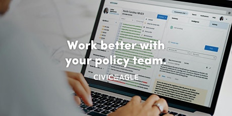 Civic Eagle at the Capitol: Meet Enview™  tickets
