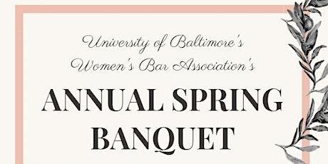 UB's Women's Bar Association's Annual Spring Banquet tickets