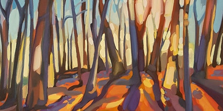 2 Day Paint a Forest Workshop  with Michelle Reid (choose any season) tickets