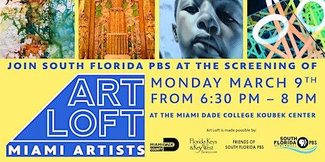 Art Loft - Miami Artists tickets