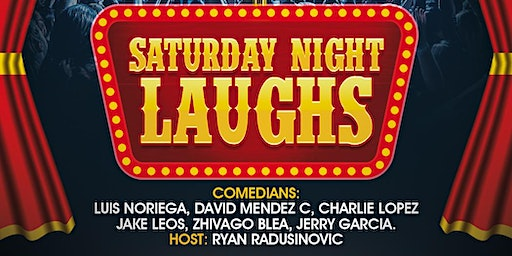 Saturday Night Laughs - Comedy Show
